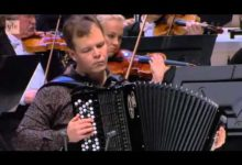 Jukka Tiensuu: Anomal Dances, Concerto for Quarter Tone Accordion (1/2)