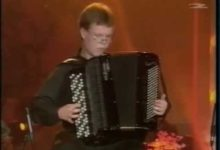 Veli Kujala - Paganini-Variations for Classical Accordion - Live performance from 2002