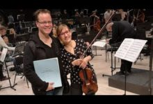 "Veli Kujala: Concerto for Violin and Symphony Orchestra ""Auseil"" (2019)"
